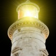 Lighthouse illuminated — Stock Photo