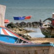 Sleeping rowboat — Stock Photo #13374146