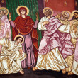 Orthodox religious paintings — Stock Photo