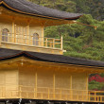 Kinkakuji temple — Stock Photo #13374899