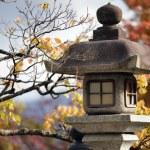 Japanese shrine — Stock Photo