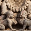 Hindu sculpture detail — Stock Photo #13379374