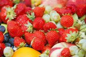 Vivid fruits — Stockfoto