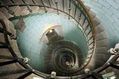 High lighthouse stairs — Stock Photo