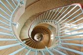 Lighthouse staircase — Stock Photo