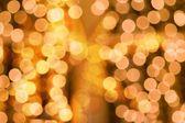 Celebration lights — Stock Photo