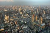 Bangkok wide angle — Stock Photo