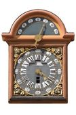Bordeaux big bell's clock isolated — Stock fotografie