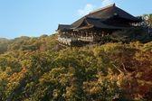 Kiyomizu Dera japanese temple — Stock Photo