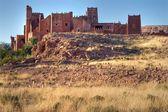 Antigua kasbah en marruecos — Foto de Stock