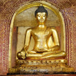 Golden buddha — Stock Photo #13381845