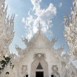 Fairy white temple - Stock Photo