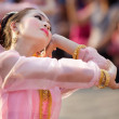 Thai dancer in festival — Stock Photo