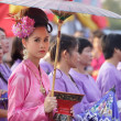 Stock Photo: Traditional thai festival
