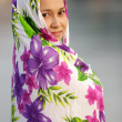 Asimuslim woman — Stock Photo #13382965