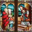 19th century stained glass — Stock Photo #13383121