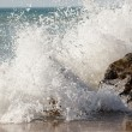 Powerful ocean wave — Stock Photo #13383142