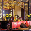 Cheng Hoon Teng temple — Stock Photo #13383710