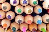 铅笔尖 — 图库照片