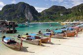 Ko phi phi island — Stock Photo