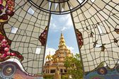 Thai buddhist temple — Stock Photo