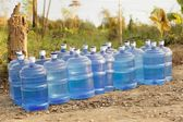 Fresh water supplies — Stock Photo