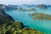 Ko angthong marine park — Stock Photo