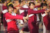 Thaise danser festival — Stockfoto