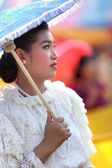 Thai festival — Stock Photo