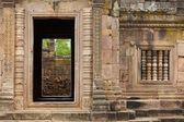 Old khmer temple — Stock Photo