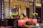 Cheng Hoon Teng temple — Stock Photo