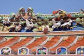 Buddhismus tempelkunst — Stockfoto
