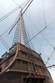 Portuguese galleon — Stock Photo