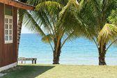 Guesthouse beach — Stok fotoğraf