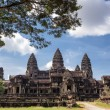 Stock Photo: Angkor wat temple