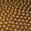Stock Photo: Golden Thai patterns