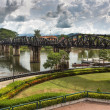 River Kwai bridge — Stock Photo #30396873