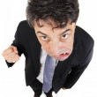 Angry businessman — Stock Photo #30500677