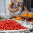 Stock Photo: Red hot chili