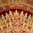 Thai religious pattern — Stock Photo