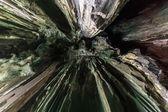 Natural cave abstract — Stock Photo
