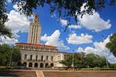 Academic building dome of University of Texas (UT) in Austin — Stock Photo