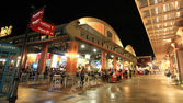 Asiatique The Riverfront shopping center in Bangkok — Stock Photo
