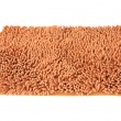 Stock Photo: Brown duster rag isolated