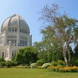 Bahai Temple in Chicago — Stock Photo