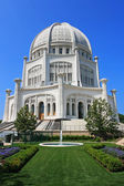 Bahai Temple in Chicago — Stok fotoğraf