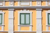 Vintage windows — Stock Photo