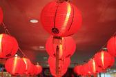 Año nuevo chino linterna — Foto de Stock