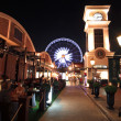 Asiatique The Riverfront at night — Stock Photo