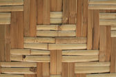 Bamboo pattern wall — Stock Photo